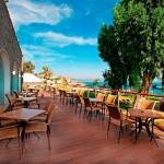 מלון רימונים גלי כנרת - לובי חיצוני צילום רוני בלחסן