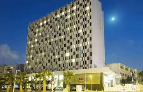 מלון גרנד ביץ' תל אביב